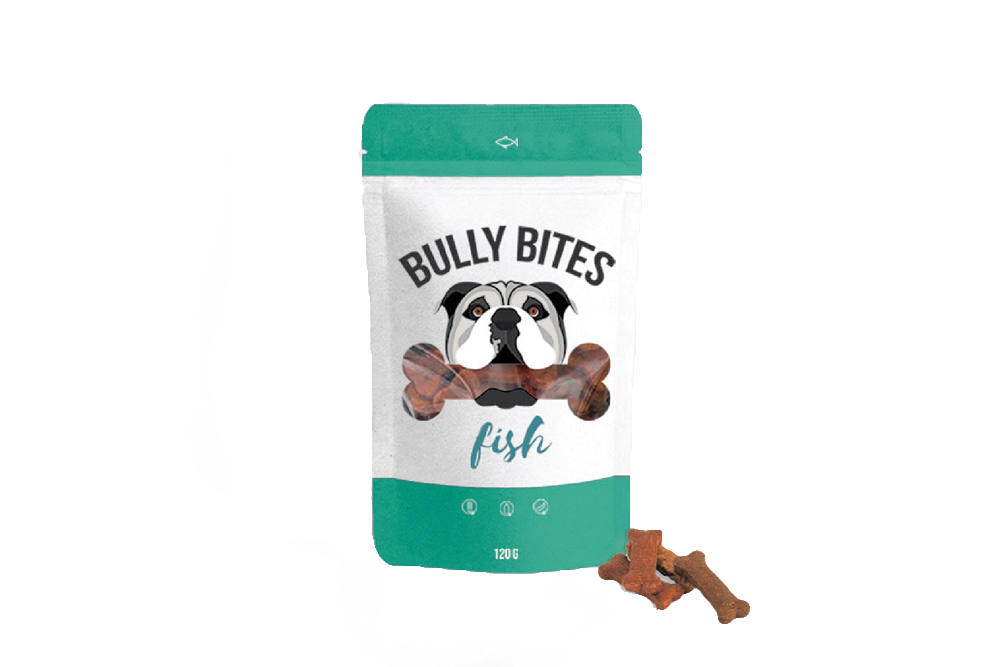 Bully Bites | Wild Salmon | 150mg CBD