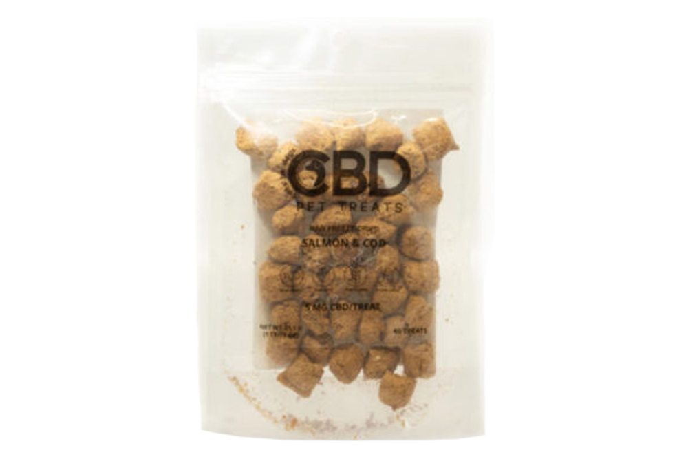 Salmon and Cod | CatsBeDogs | 200mg CBD Pet Treats