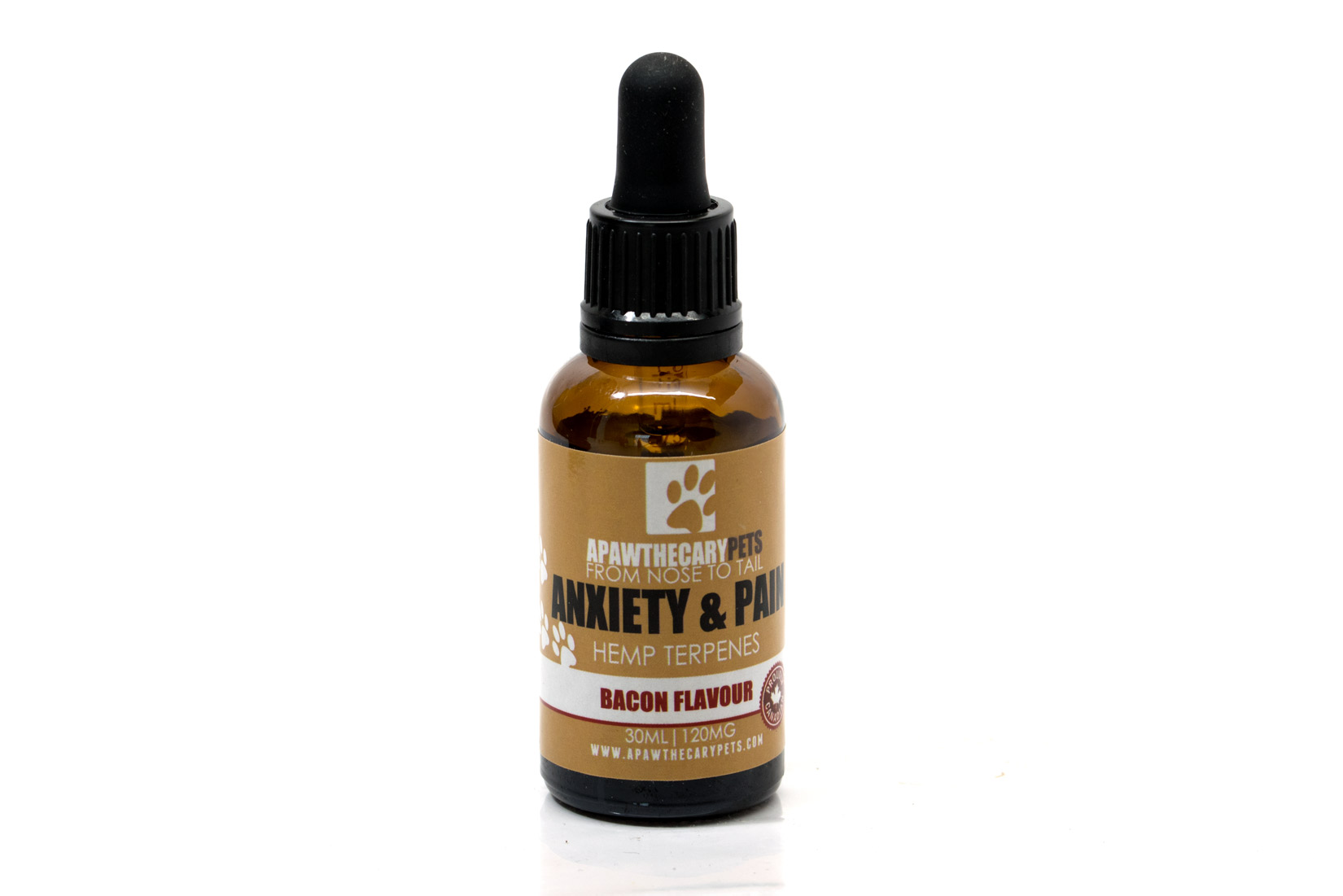 Bacon Flavour Pet Tincture | Apawthecary