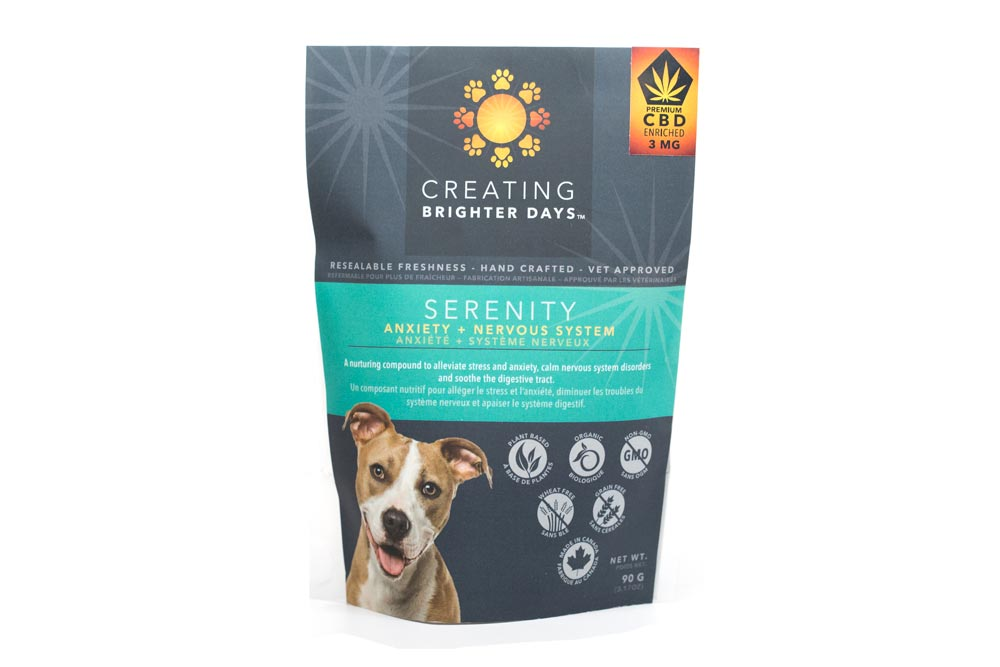 Serenity CBD Dog Biscuits | Creating Brighter Days