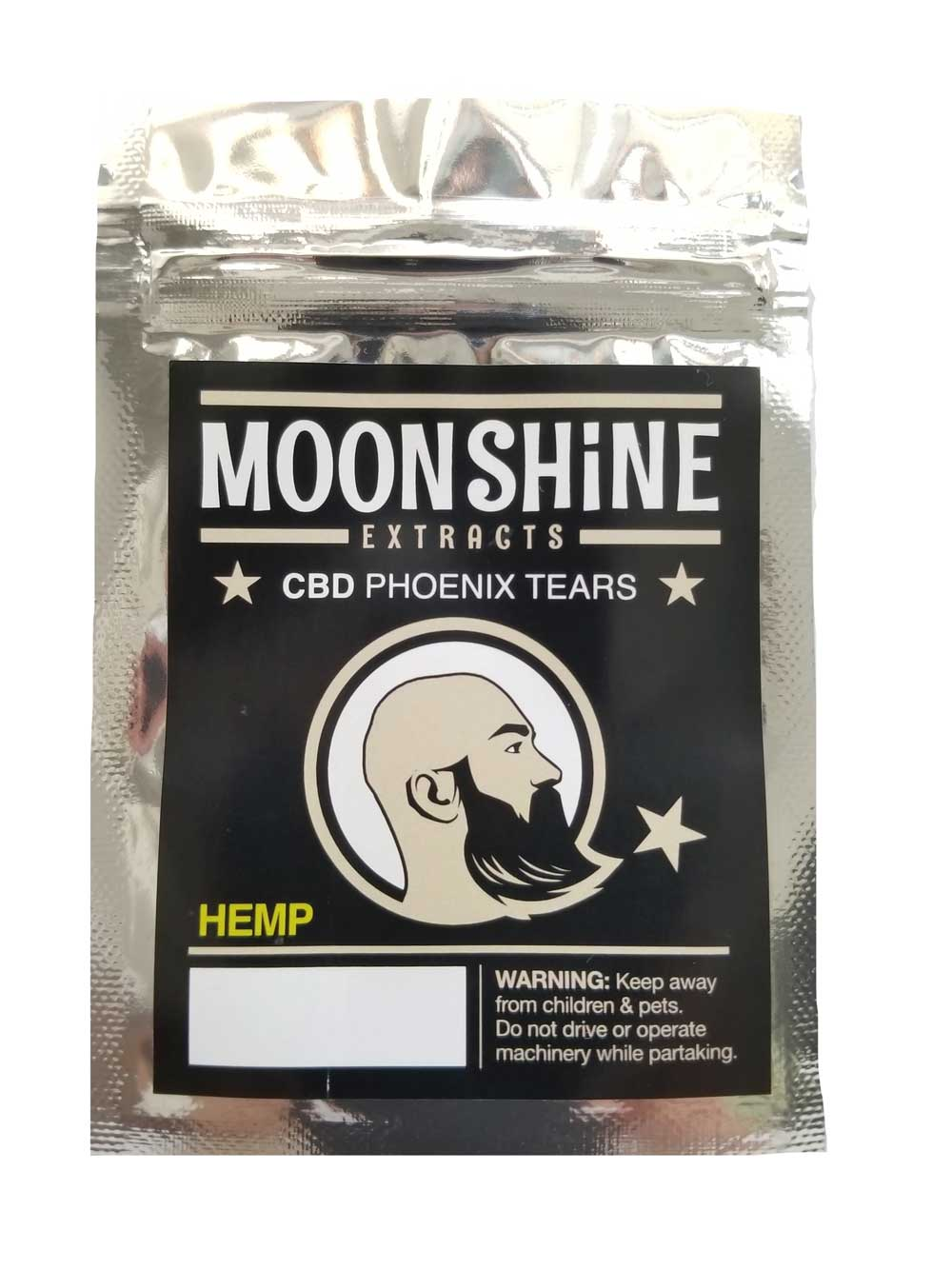 CBD Phoenix Tears | Hemp | Moonshine Extracts